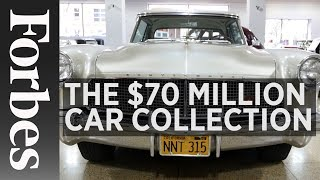Inside A San Francisco Family's $70 Million Car Collection