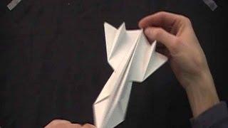 getlinkyoutube.com-Paper sr-71 blackbird.