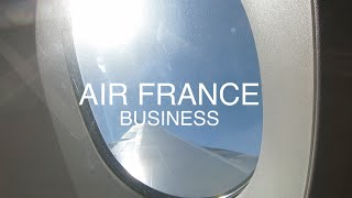 getlinkyoutube.com-AIR FRANCE BUSINESS CLASS ON A380 PARIS - JOHANNESBURG
