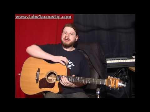 Cours de guitare : Comment retrouver la rythmique d'un morceau - Partie 1