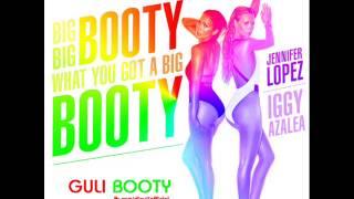 Jennifer Lopez feat.  Iggy Azalea - Booty 2014 (Guli Booty)FULL