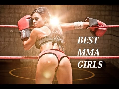 The Best MMA Fight Women [HD]