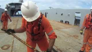 getlinkyoutube.com-Anchor Handling Offshore Western Australia Coast
