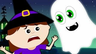 getlinkyoutube.com-Hello It's Halloween | Halloween Song | Scary nursery Rhymes For Kids