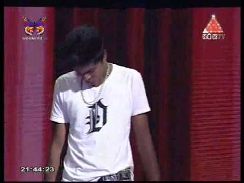 Dasun Madushan - Sirasa Super Star Season 5 The Next Voice - manik apsaravee