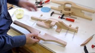 getlinkyoutube.com-Dremel tool mount for the pantograph