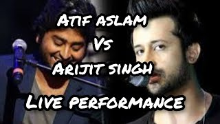 getlinkyoutube.com-atif aslam vs arijit singh live performance 2016 gima award 2016