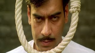 getlinkyoutube.com-Bhagat Singh, Sukhdev, Rajguru Hanged | The Legend Of Bhagat Singh Scene | Ajay Devgan