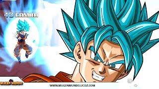 getlinkyoutube.com-Goku Transform (SS BLUE) by DIC2 (BR)