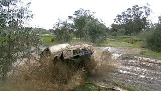 getlinkyoutube.com-Aussie Racer EP4 - Muddy Madness!