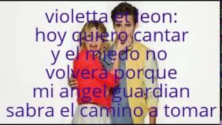 [paroles de chanson n°2]violetta 3 -descubri violetta et leon