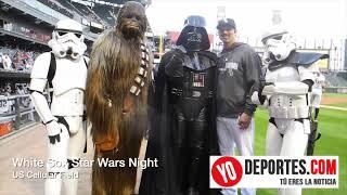 White Sox Star Wars Night 2014