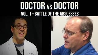 getlinkyoutube.com-Worst Abscesses Ever!  Dr. Gilmore vs Dr. ER!