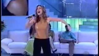 getlinkyoutube.com-Lara Fabian - Brasil - Hebe (sbt)