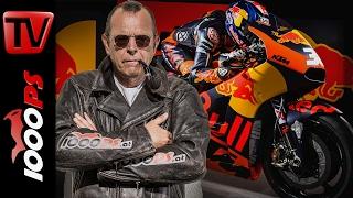 getlinkyoutube.com-1000PS News - KTM MotoGP Factory Team Präsentation / Podium 2017? / Pierer und Honda