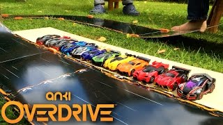 getlinkyoutube.com-Anki Overdrive - Track Tips: Day, Night, Wet and Garden Tracks [Day 1]