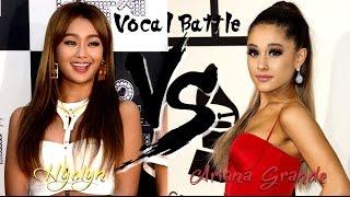 getlinkyoutube.com-Hyorin (SISTAR) VS Ariana Grande - Vocal Battle (C5 - F#5 )