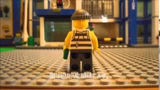getlinkyoutube.com-ポリスステーションを作ろう!レゴ コマ撮りレビュー1