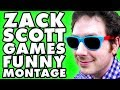 ZackScottGames Funny Montage Summer 2014!