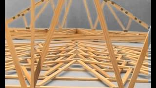 getlinkyoutube.com-Erecting Timber Roof Trusses