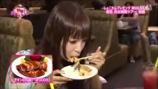 getlinkyoutube.com-佐々木希の食欲がほんとにすごい!朝からがっつり香港料理を満喫! 中川翔子 しずちゃん