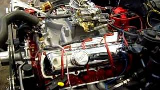 69 Olds 442 with 455 / Crower Beast Cam 304H