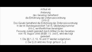 getlinkyoutube.com-BRD - MARIONETTEN -THEATER...KEINE  ZPO, STPO und kein GVG...WERDET ENDLICH WACH, DEUTSCHE