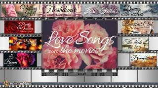 Love Songs from the Movies | Instrumental Movie Music width=