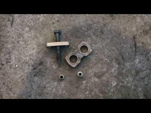 Съемник клапанов (Рассухариватель) BMW