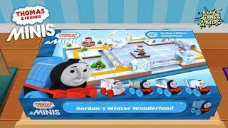 Thomas & Friends Minis #5 | UNLOCK EVERYTHING, Gordon's Winter Wonderland By Budge Studios width=