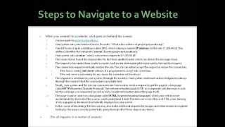 website lecture, web education ,html with css