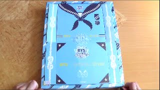 getlinkyoutube.com-Unboxing BTS (Bangtan Boys) 방탄소년단 1st Anniversary 2014 Summer Package (Limited Edition)