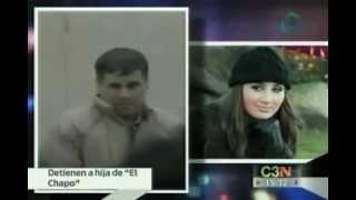 getlinkyoutube.com-Arrestan en San Diego a hija de El Chapo