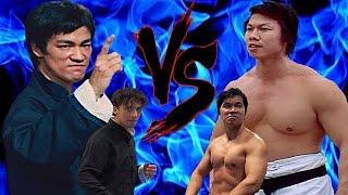 getlinkyoutube.com-Bruce Lee vs Bolo Yeung