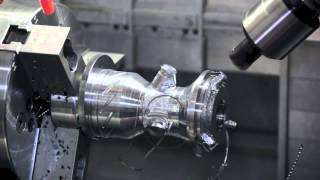 getlinkyoutube.com-Millturn CNC machine