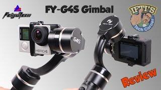 getlinkyoutube.com-Feiyu-Tech FY-G4S 3 Axis GoPro Gimbal with 360 Motors! + Sample Footage : REVIEW