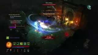 getlinkyoutube.com-Diablo III: Reaper of Souls – Modded Barbarian Greater Rift 100