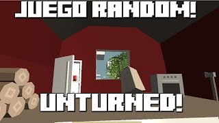 getlinkyoutube.com-JUEGO RANDOM! UNTURNED!