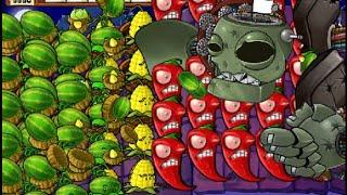 getlinkyoutube.com-DR.ZOMBOOS AMAzING HACK 100% plants vs zombies