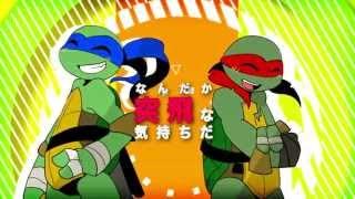 getlinkyoutube.com-【TMNT】タートルイエスタディ【腐向け】