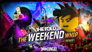 getlinkyoutube.com-LEGO NINJAGO Codename: Arcturus - Kai Chase Scene (Weekend Whip Remix)