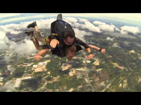 Skydiving with the Travel Geek (Documentary Thailand Sneak Peek)