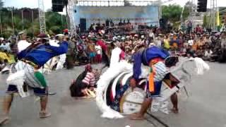 getlinkyoutube.com-Putro Turonggo Budoyo Festival Gor