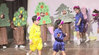 getlinkyoutube.com-Nature Song, Performance by Pre Nursery Students - South End Public School Annual Function 2011
