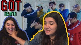 GOT7 X ADIDAS 'LOOK' PERFORMANCE VIDEO REACTION | KMREACTS
