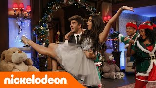 getlinkyoutube.com-Ho Ho Holiday | Ballando intorno all'albero di Natale | Nickelodeon