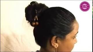 getlinkyoutube.com-ILHW Model of The Month December 2013 Shobha with her Thigh length Beautiful Silky hair