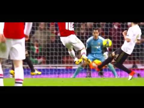 Arsenal Top 10 Goals 2012-2013