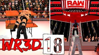 WR3D 18 by HHH- New items (Giant ladder) + Gameplay