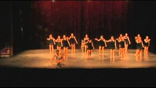 getlinkyoutube.com-Sean Boutilier Academy of Dance - Somebody That I Used To Know